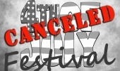 4th of July Festival Canceled